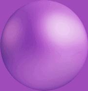 sphere pink large