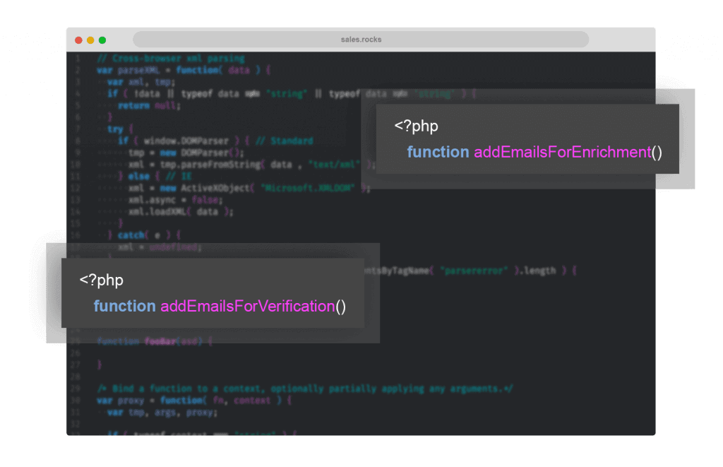data platform development code