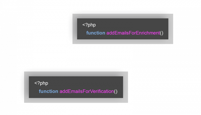 developers code email functions php