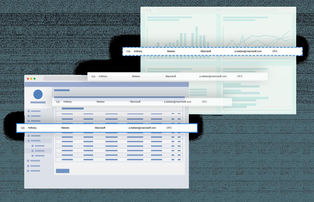 sales lead database