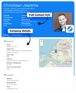 business-contact-database