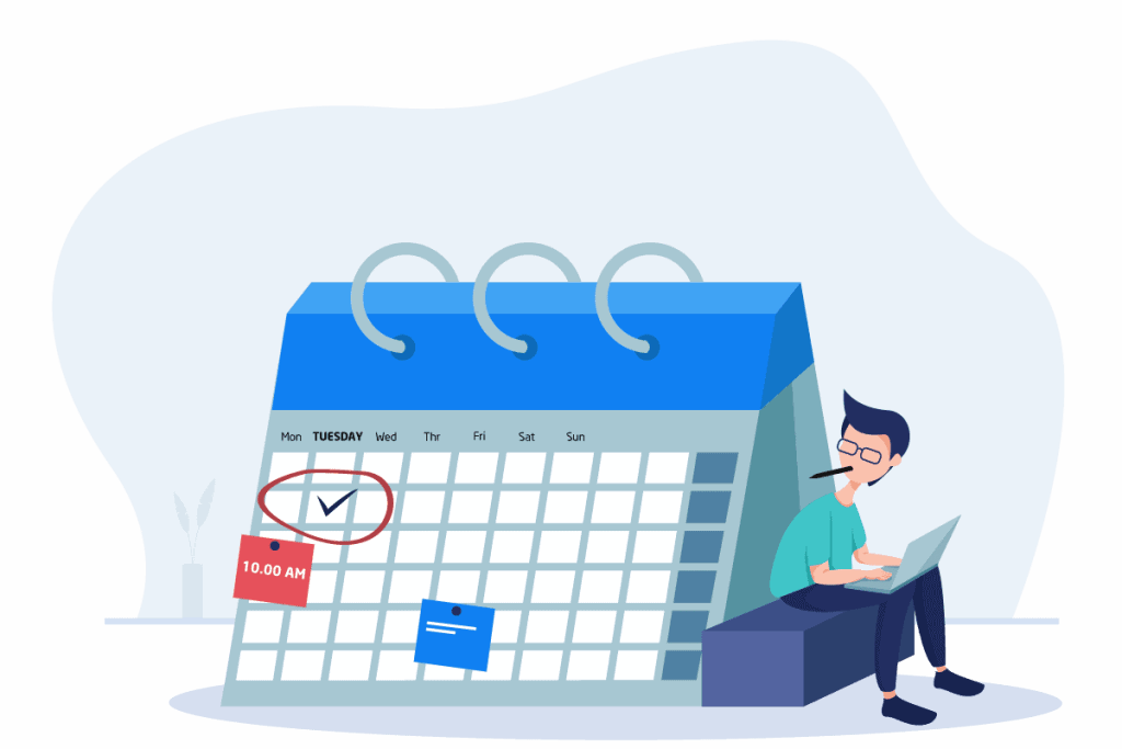 email-drip-campaign-schedule