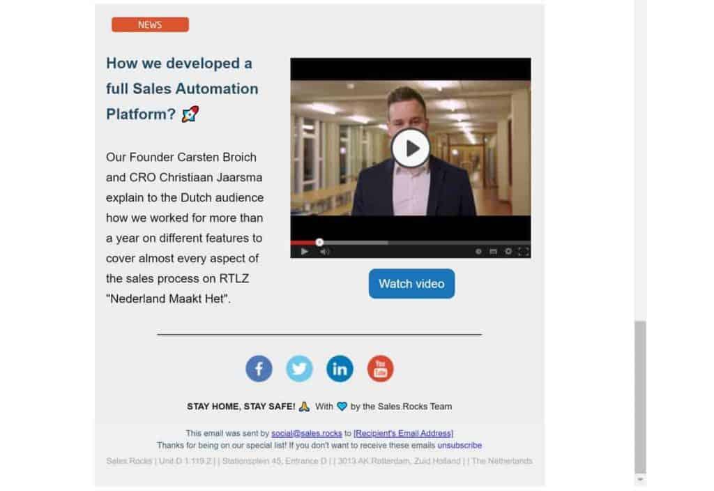 newsletter-video