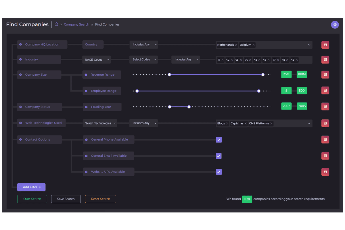 company-search-filters