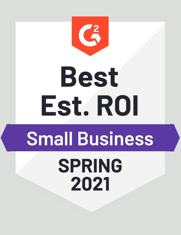 Best-est-ROI-g2-spring-2021