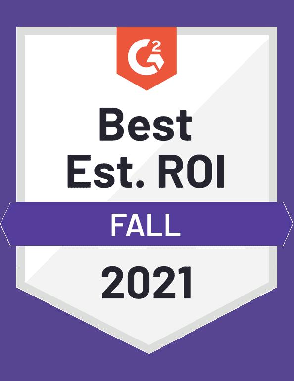 Best ROI Return on Investment